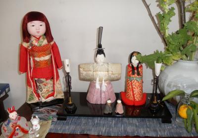 2011.3.3 ひな祭り