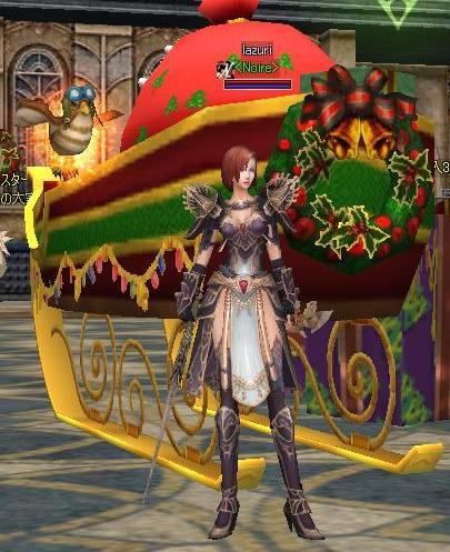 lazuri クリスマス3
