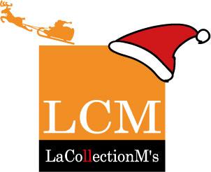 LCMクリスマスロゴ