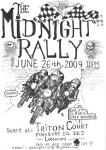 Midnight Rally Flyer