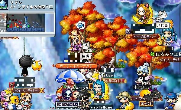 Maple090907_ホンテ
