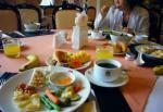 ベトナム ホテルの朝食(写真)