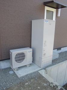ソーラー住建 温水器