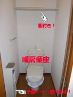 一本柳B トイレ