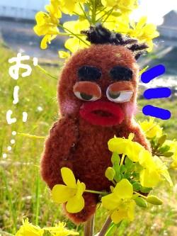 春の日差しの中で8☆