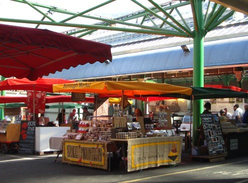 Borough Food Market