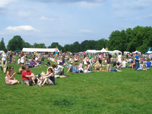 The London Green Fair