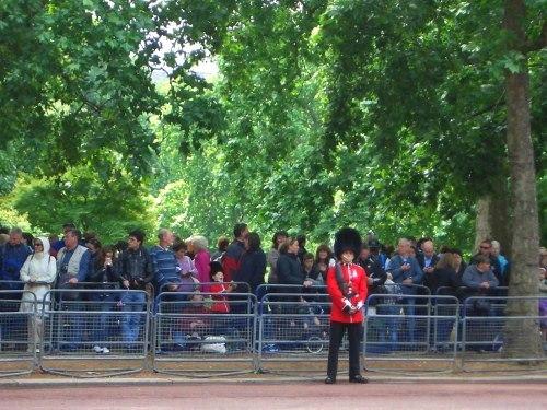 The Queen's Birthday Parade 2011