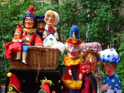MAY FAYRE and Puppet Festival