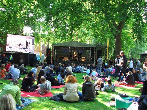 Marylebone Summer Fayre