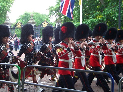 The Queen's Birthday Parade 2011