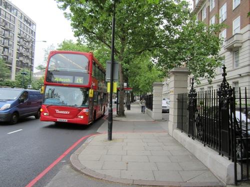 ロンドンの思い出