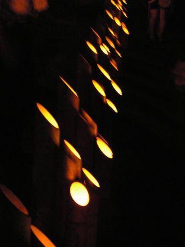 210806 健軍神社灯路祭り3