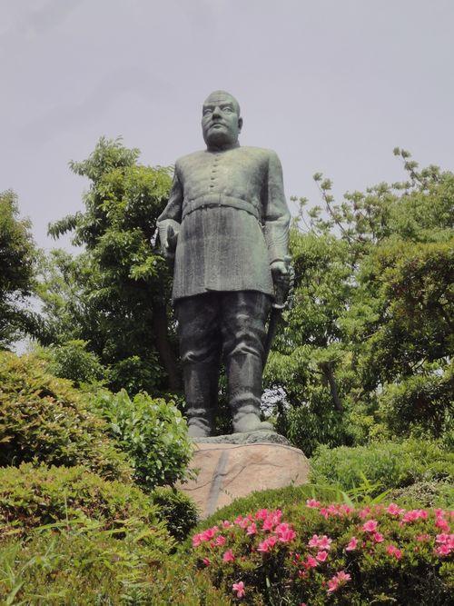 220430 西郷銅像1