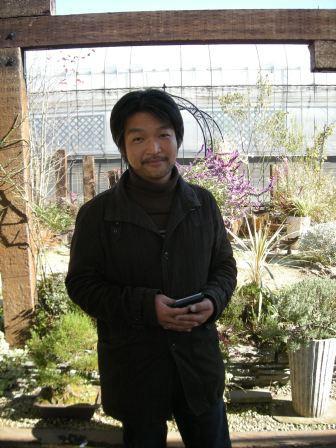 小山内健さん