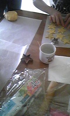 お菓子作り*