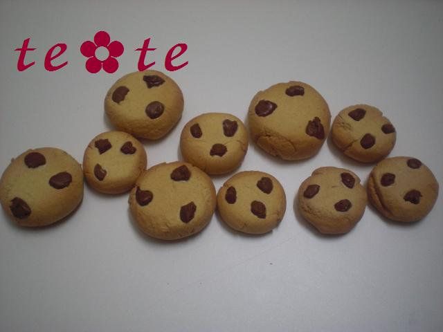 chocolateクッキー