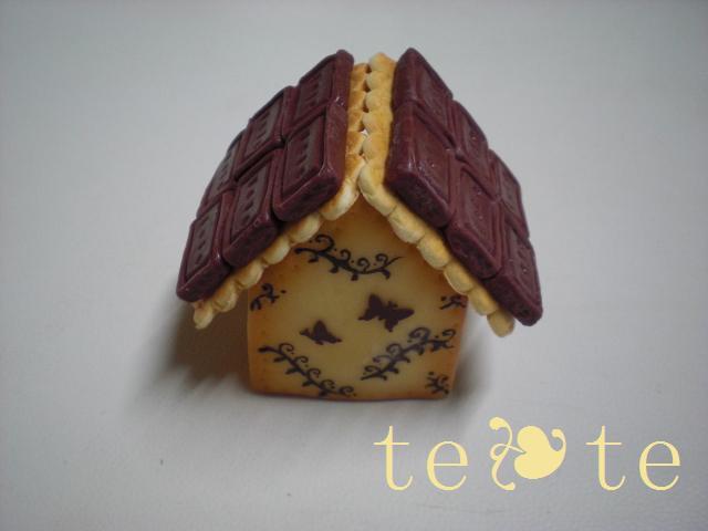 お菓子の家バレンタインback