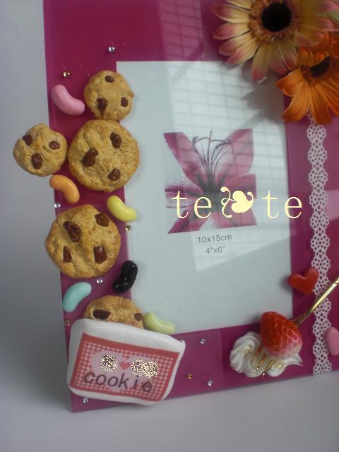 cookieアップ