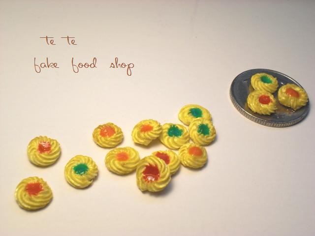 mini絞り出しcookie