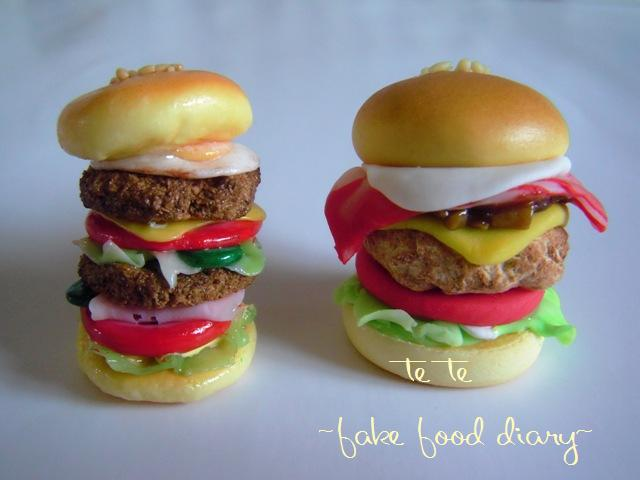 前ハンバーガー比較