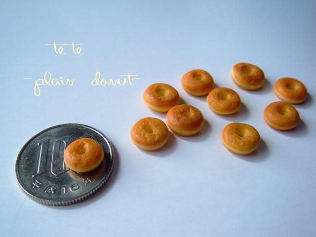 plain donut01