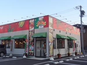 ヴォーノ・イタリア岡崎LLタウン店のお店の外観