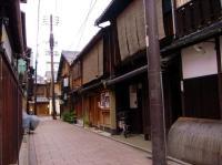 祇園の路地
