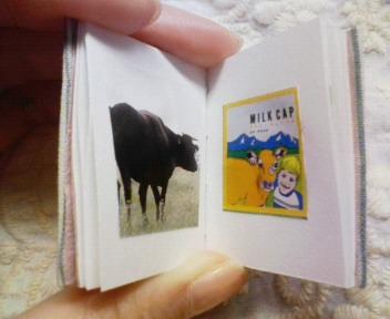 cowbook中身