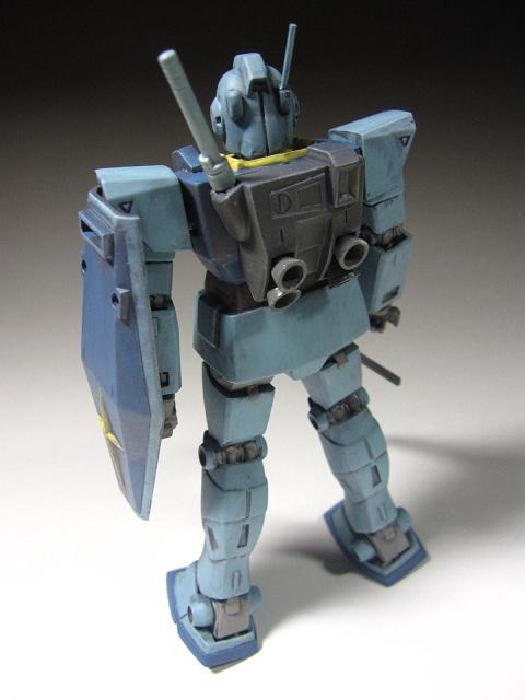 旧キット GMⅡ完成 (5)
