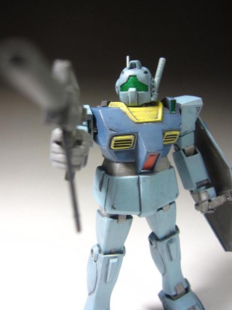 旧キット GMⅡ完成 (6)