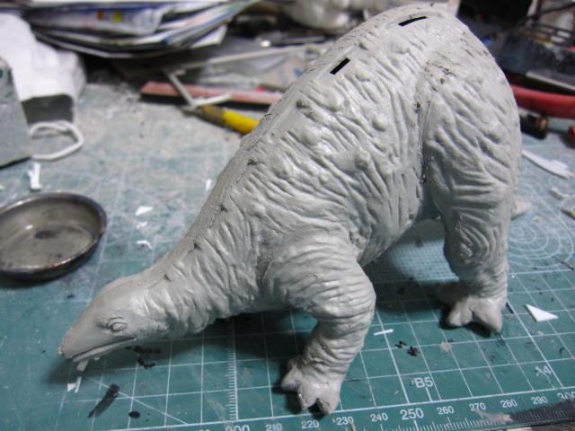 ステゴサウルス (2)