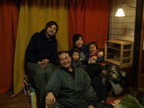 フィリップと家族