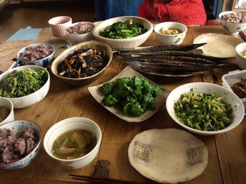 11豪華食卓
