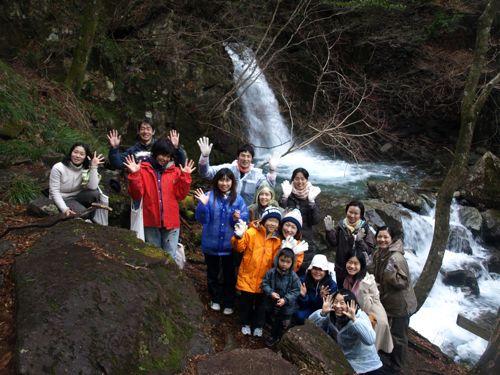 5乙女渓谷ハイキング