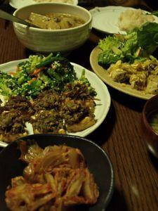 9地球宿夕食