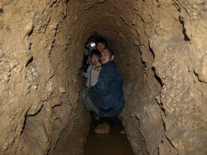 11洞窟の中