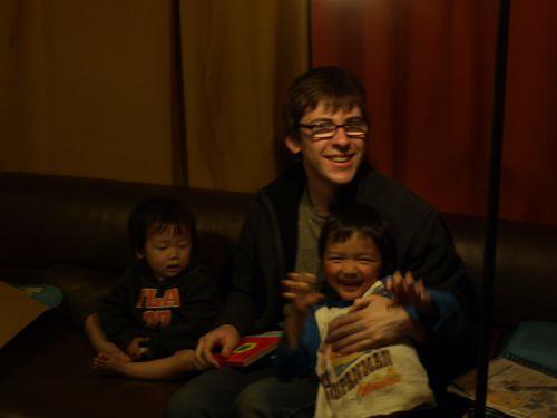 ロバートと子供たち