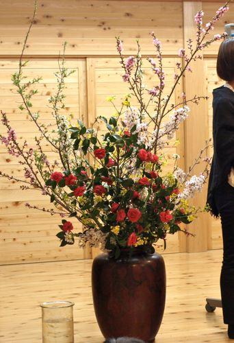 2見事な花たち