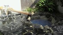 露天風呂もあります!