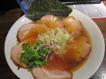海老醤油チャーシューメン
