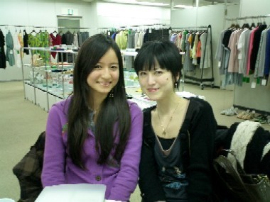 美豊さんと入夏さん
