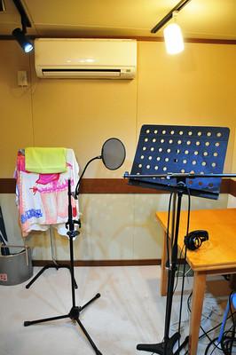 サウンドスタジオ2