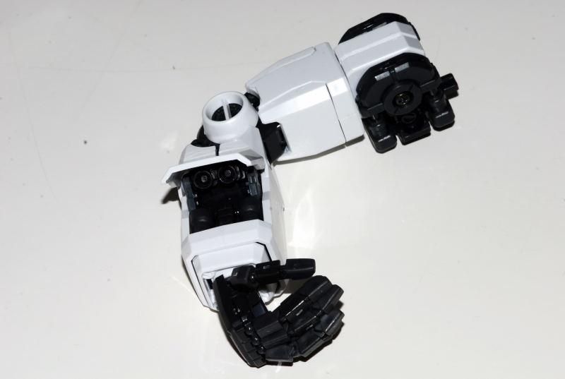 RX-78-2 右腕部