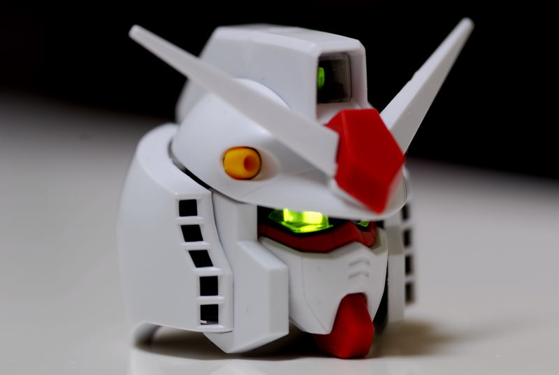 RX-78-2 頭部