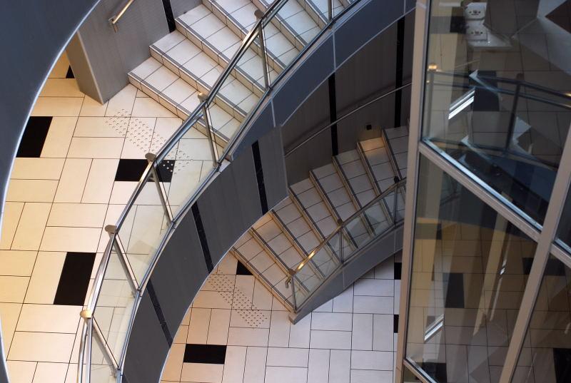 コクーン階段