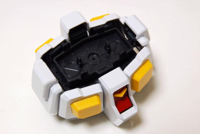 RX-78-2 腰部