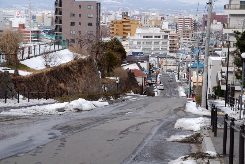 函館の坂2