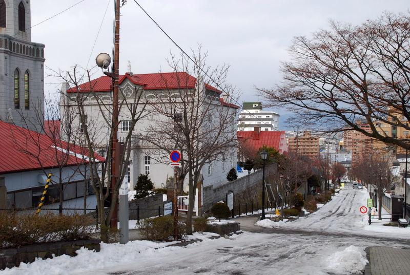 函館の坂3