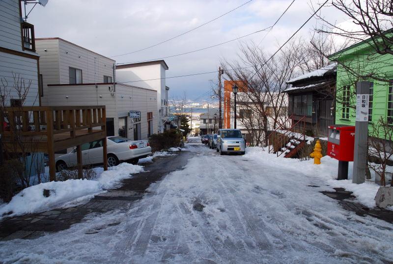 函館の坂5